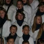 Weihnachten 2005 Kirchenkonzert Iris 107