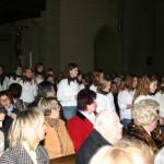 Weihnachten 2005 Kirchenkonzert Iris 097