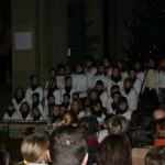 Weihnachten 2005 Kirchenkonzert Iris 099