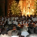 Weihnachten 2005 Kirchenkonzert Iris 104