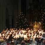 Weihnachten 2005 Kirchenkonzert Iris 110